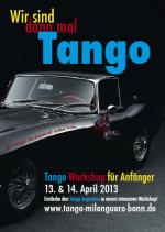 Anfänger Workshop von Tango Milonguero Bonn