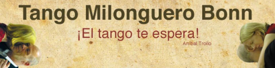 Tango Milonguero  Bonn
